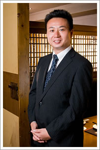 株式会社西頭 代表取締役 猪谷 幸祐